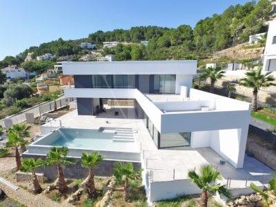 <4 Bedroom Villa in Javea