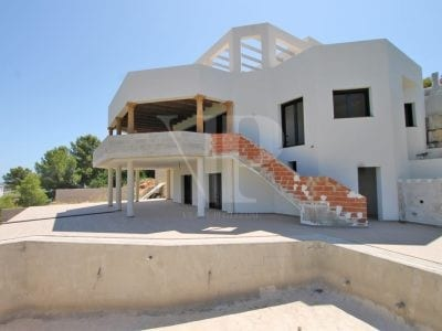 4-slaapkamervilla in Javea