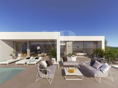 4 Bedroom Villa in Cumbre del Sol