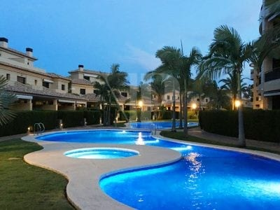 4 Bedroom Duplex in Javea