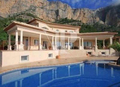 5 Bedroom Villa in Javea