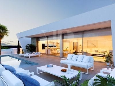 3 Schlafzimmer Villa in Cumbre del Sol
