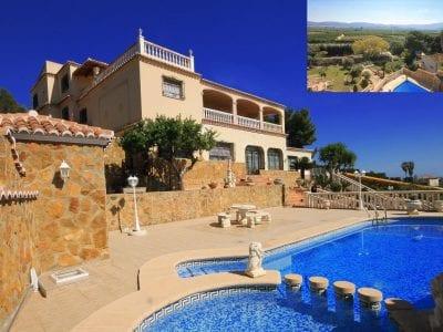 7 Bedroom Villa in Gandia