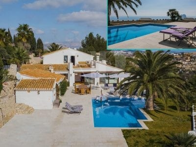 6 Bedroom Finca in Benissa