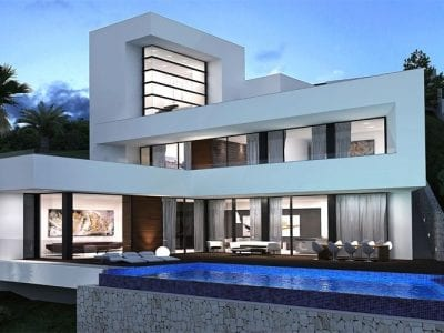 3 Bedroom Villa à Altea