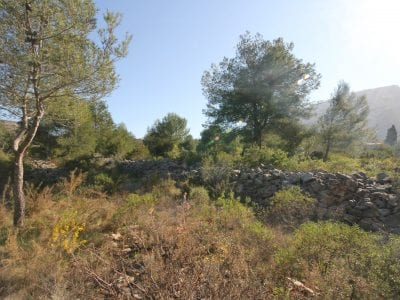 Plot in Denia