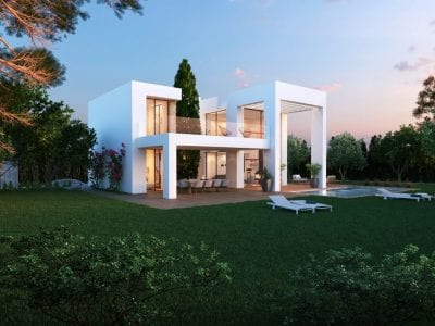 3 Bedroom Villa in Javea
