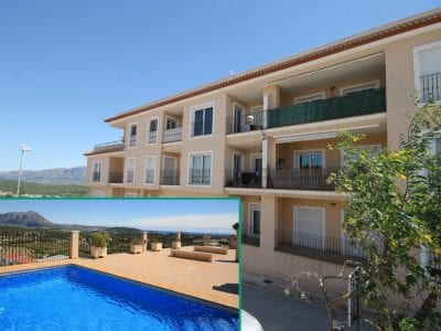 4 Bedroom Apartment in Benitachell