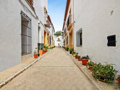 5 Bedroom Townhouse in Javea
