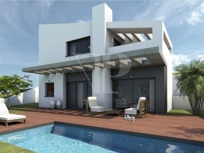 3 Bedroom Villa in Alcalali