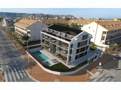 2 Bedroom Penthouse Apartment in Javea