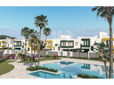 3 Bedroom Semi Detached Villa in Denia