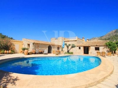 3 Bedroom Finca in Pedreguer