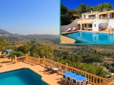4 Bedroom Villa in Javea