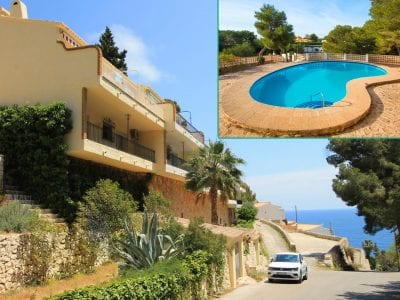 2 Bedroom Duplex in Javea