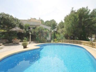 8 Bedroom Villa in Javea