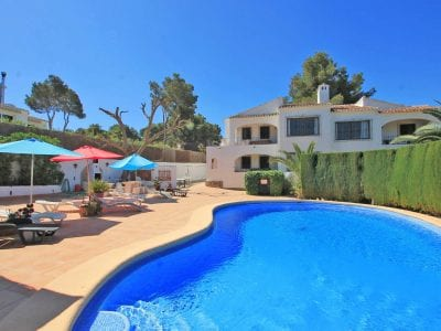 15 Bedroom Villa in Javea