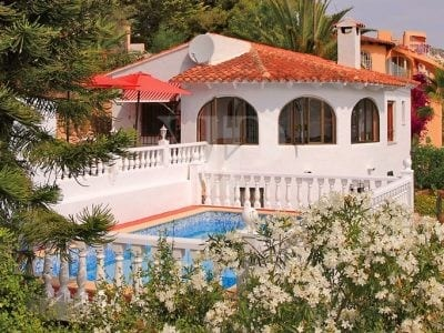 3 Bedroom Villa in Benissa Coast