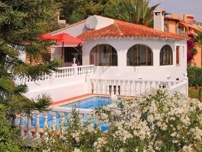 3 Dormitorio Villa en la costa de Benissa
