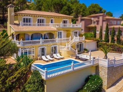6 Bedroom Villa in Pedreguer