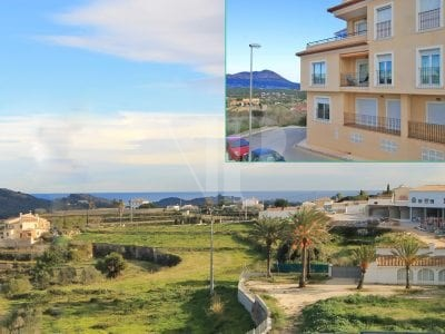 3 Bedroom Apartment in Benitachell