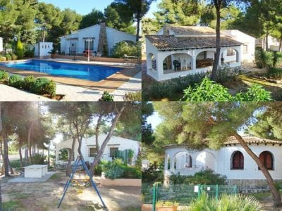 18 Bedroom Villa in Javea