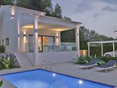 3 Schlafzimmer Villa in Alcalali