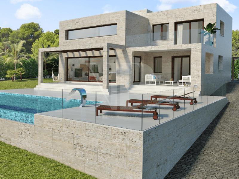 New build villa in Javea