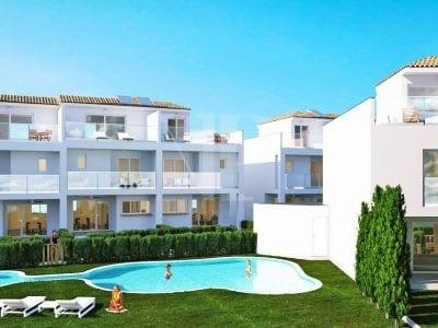 3 Bedroom Town House in Javea
