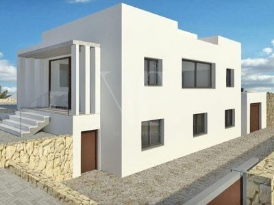 3 Bedroom Villa à Moraira