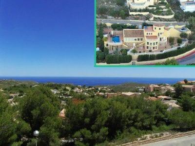 8 Bedroom Villa in Cumbre del Sol