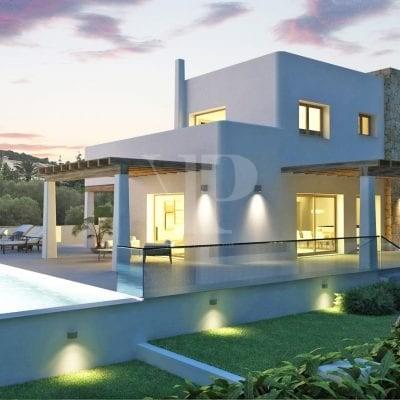3 Schlafzimmer Villa in Javea