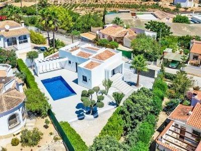 <3 Bedroom Villa in Moraira