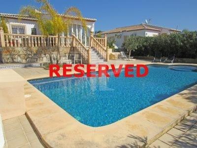 <2 Bedroom Villa in Javea