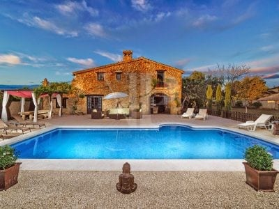 4 Bedroom Finca in Pedreguer