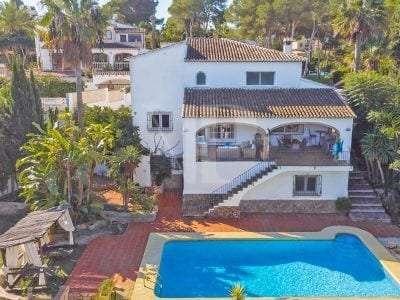 5 Bedroom Villa à Javea