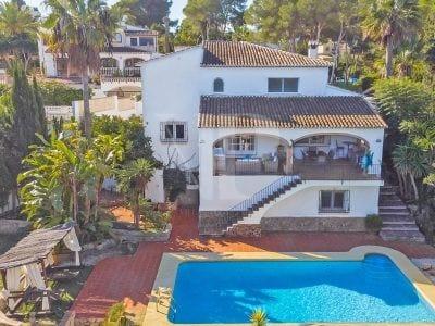 <5 Bedroom Villa in Javea