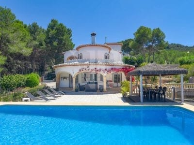 6 Bedroom Villa à Javea