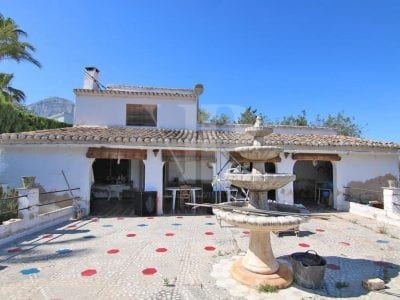 3 Bedroom Finca in Javea