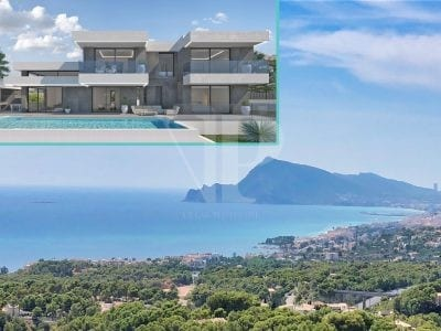 4 Bedroom Villa à Altea