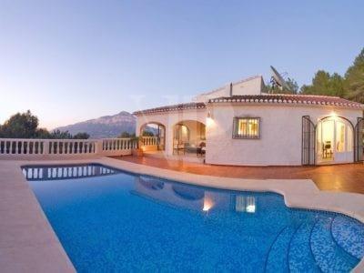 5 Schlafzimmer Villa in Javea
