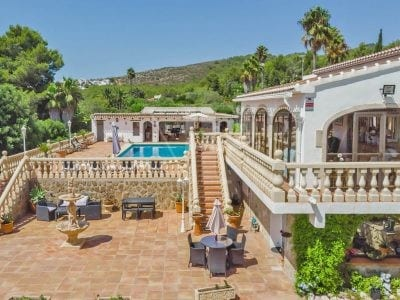 6 Bedroom Villa in Javea