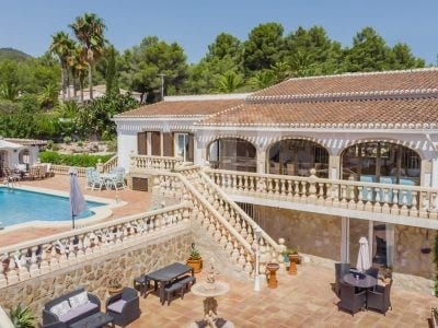 <6 Bedroom Villa in Javea