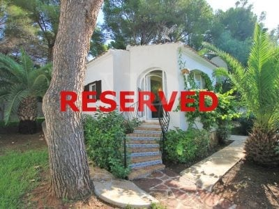 2 Bedroom Villa à Javea