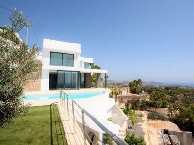 4 Dormitorio Villa en Benissa