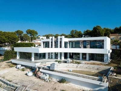6 Bedroom Villa in Benissa