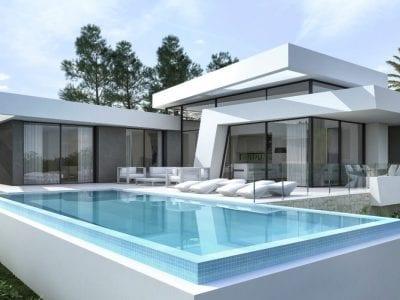 4 Bedroom Villa in Benitachell