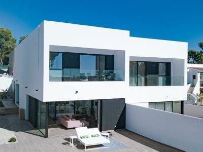 3 Bedroom Villa à Moraira
