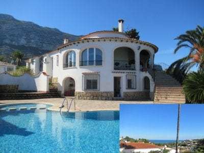 8 Bedroom  in Denia
