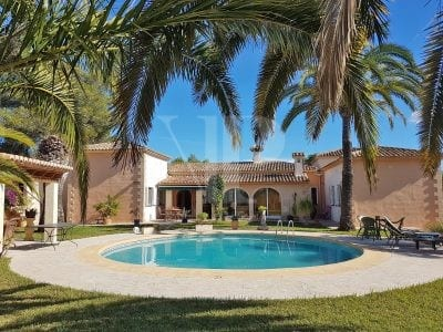 4 Bedroom Finca in Javea